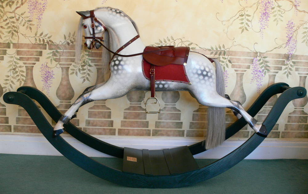 New Rocking Horse - Bow Rocker